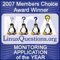 LinuxQuestionsMembersChoice2007