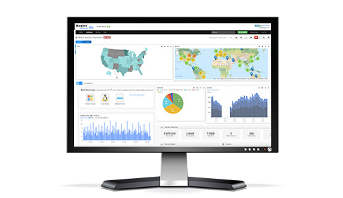 centralized log management monitoring and analysis software