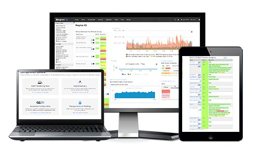 Nagios XI Network Monitoring Software