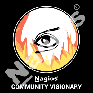 A Visionary Badge in the Nagios Community Recognition Program