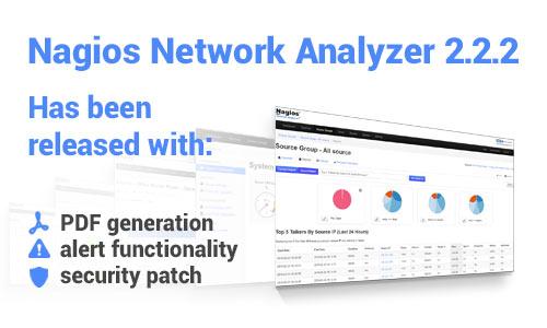 nagios network analyzer 2.2.2