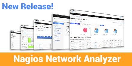 nagios network analyzer release