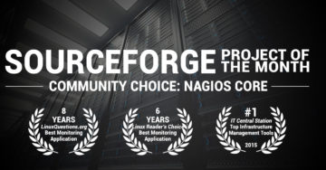 sourceforge-awards-nagios