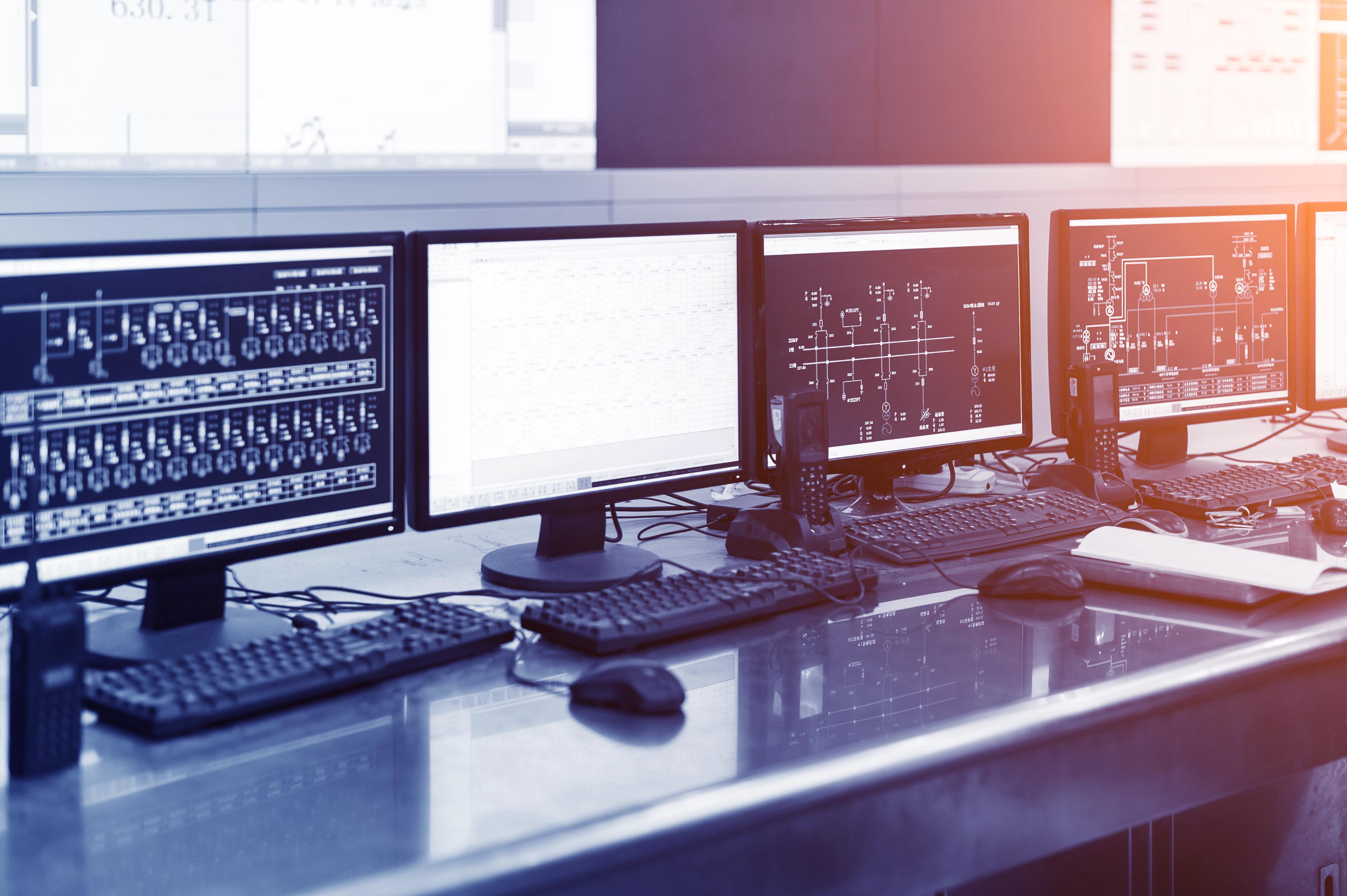 computer laboratory monitoring system