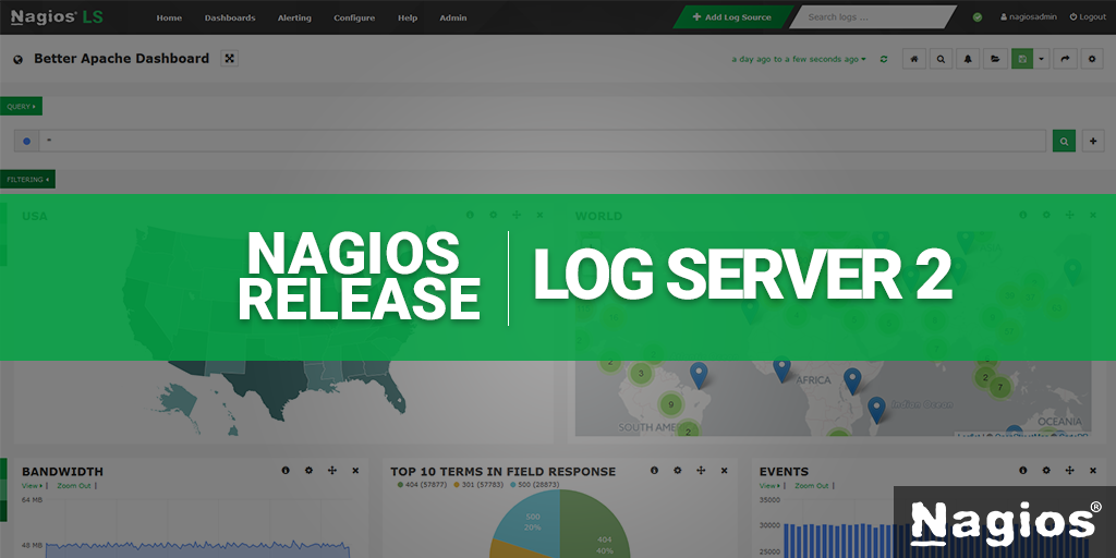 Nagios Log Server 2 0 Release - Nagios