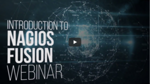 introduction to Nagios Fusion webinar