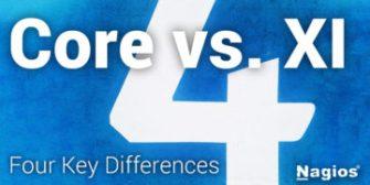 Nagsio Core vs. Nagios XI