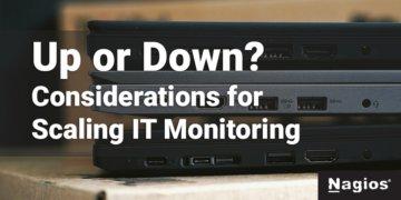 Scaling IT Monitoring
