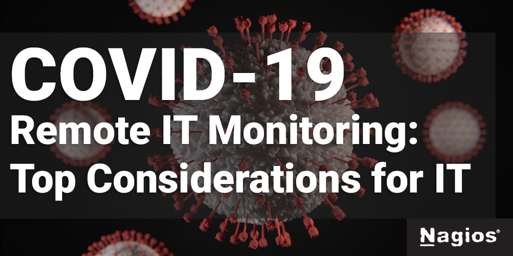 remote IT monitoring