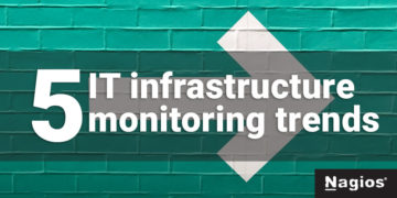 IT infrastructure monitoring trends