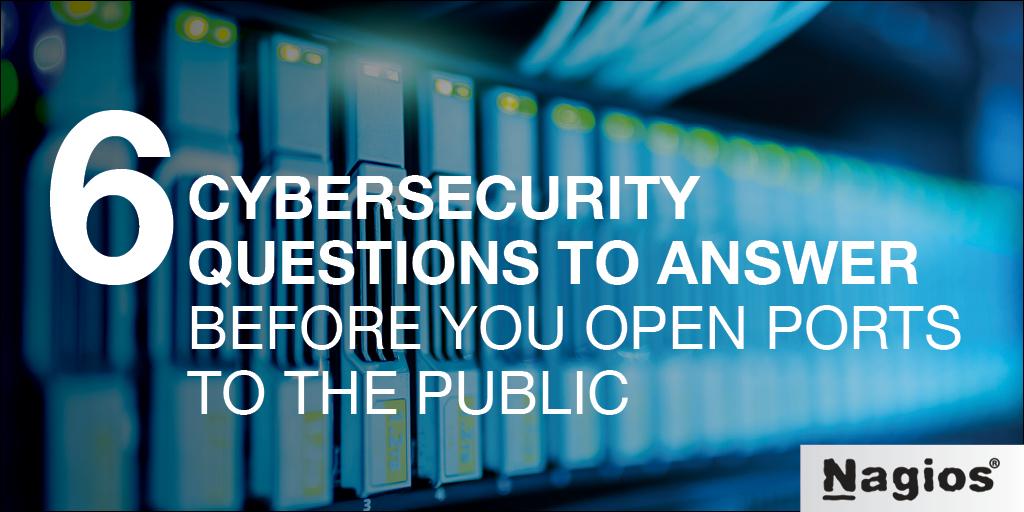 Nagios Cybersecurity